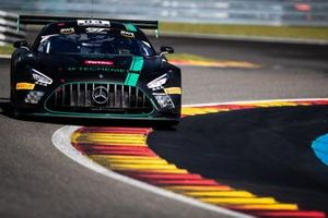 #84 HTP Motorsport Mercedes-AMG GT3 Silver Cup