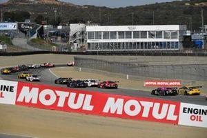 Logo Motul. azione di gara