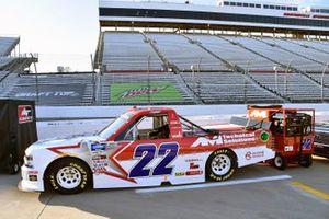 #22: Austin Wayne Self, AM Racing, Chevrolet Silverado AM Technical Solutions/GO TEXAN