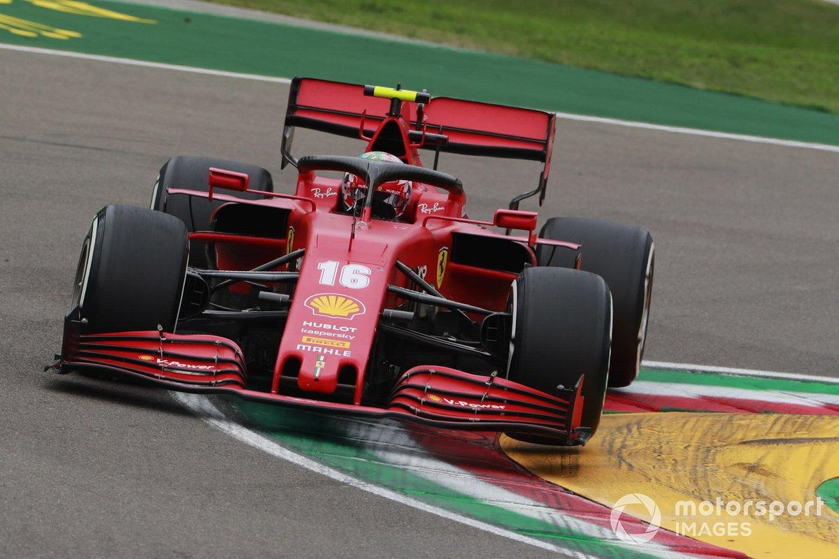 Charles Leclerc, Ferrari SF1000 - 9.000.000 dólares