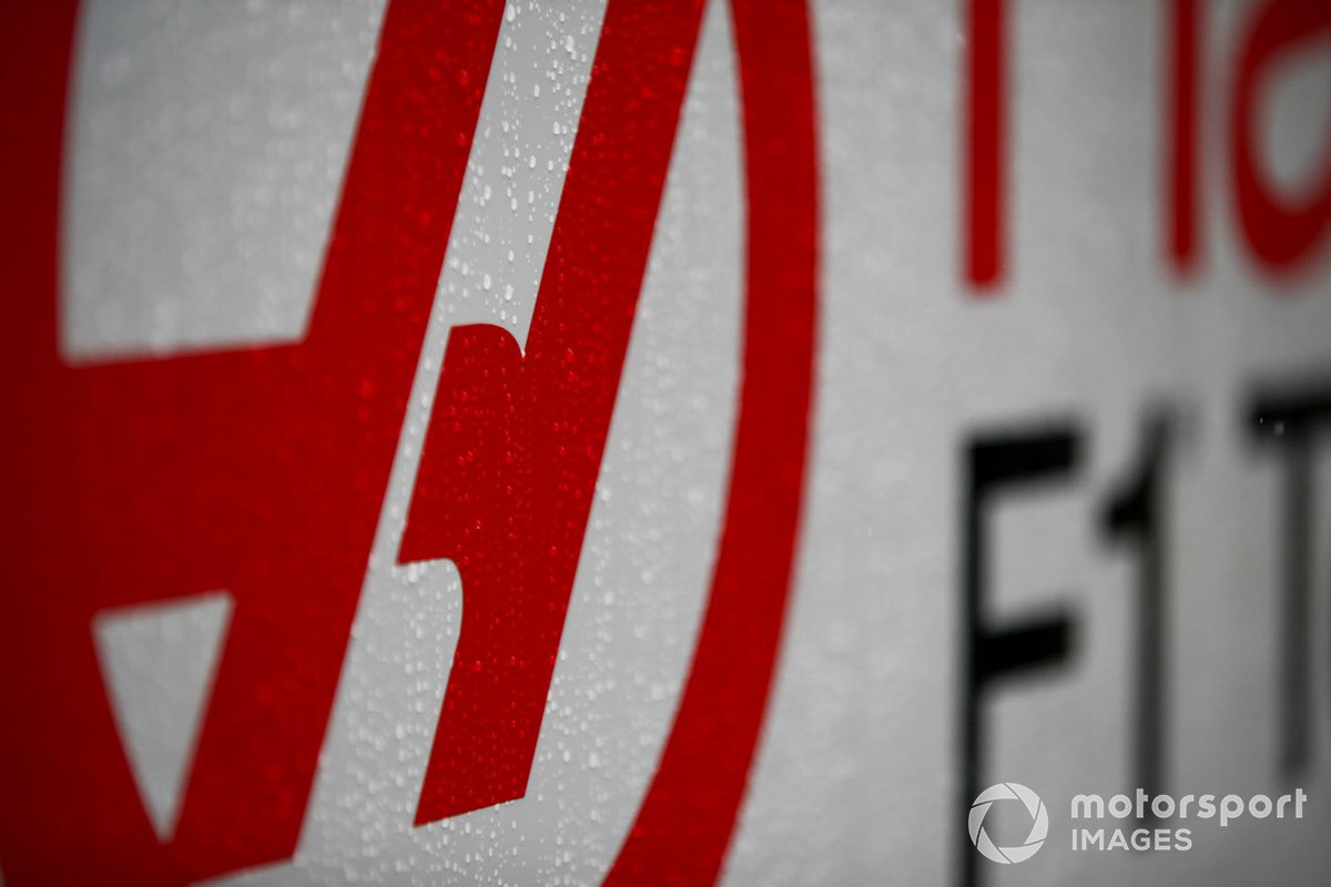 Logo de Haas F1 Team