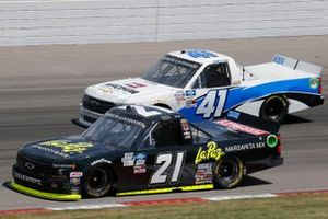 Zane Smith, GMS Racing, Chevrolet Silverado, Dawson Cram, Cram Enterprises, Chevrolet Silverado