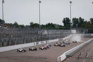 Will Power, Team Penske Chevrolet in testa