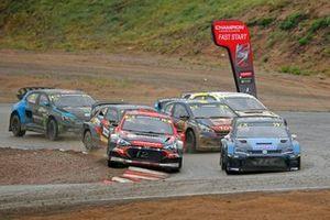 Niclas Gronholm, GRX Taneco, Johan Kristoffersson, Kristoffersson Motorsport