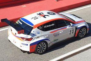 Fabio Antonello, BD Racing, Cupra TCR DSG