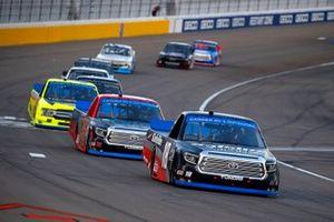 Christian Eckes, Kyle Busch Motorsports, Toyota Tundra Safelite AutoGlass, Austin Hill, Hattori Racing Enterprises, Toyota Tundra Weins Canada