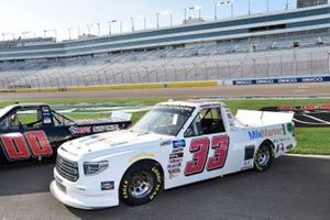 Jesse Iwuji, Reaume Brothers Racing, Toyota Tundra Colonial Countertops
