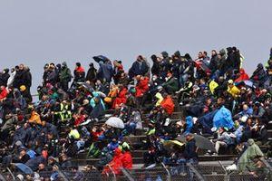 Multitudes en las gradas