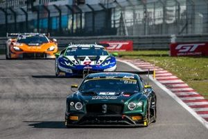 #9 K-Pax Racing Bentley Continental GT3: Andy Soucek, Jordan Pepper, Alex Buncombe