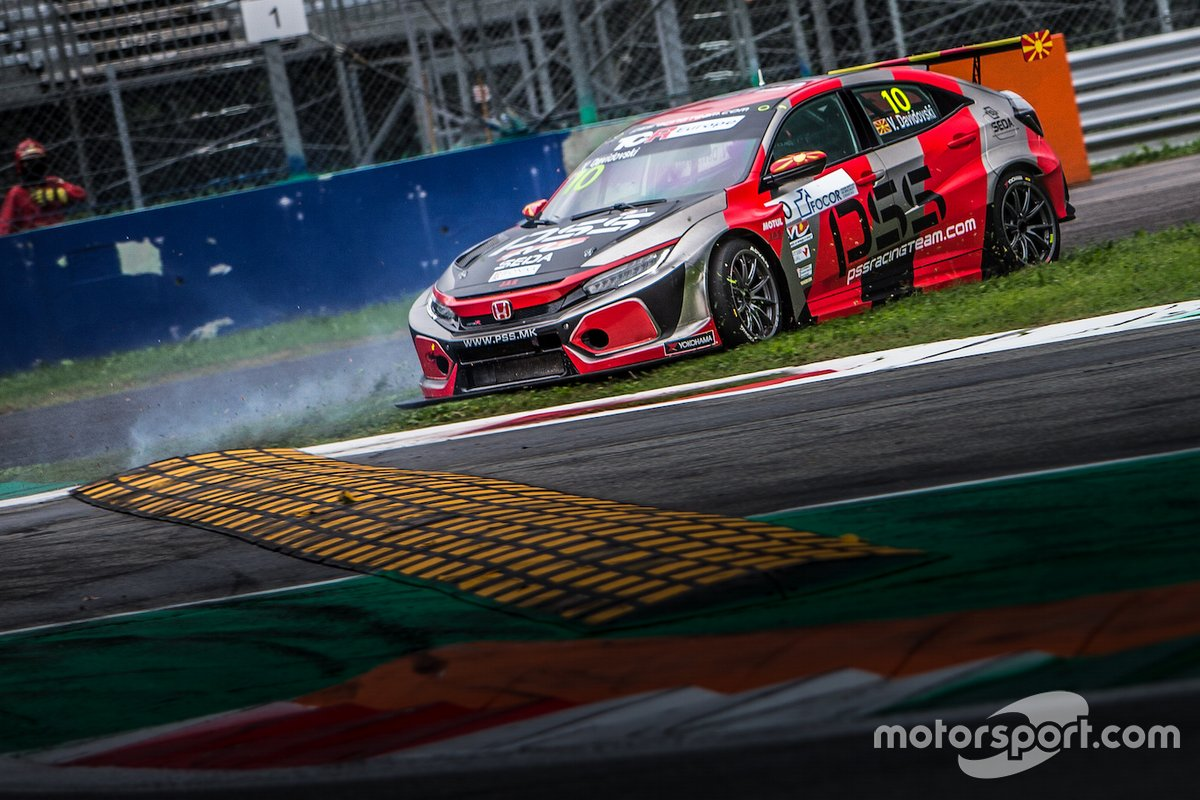 Viktor Davidovski, PSS Racing Team, Honda Civic Type R FK7 TCR