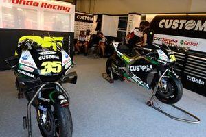 Cal Crutchlow, Team LCR Honda bikes