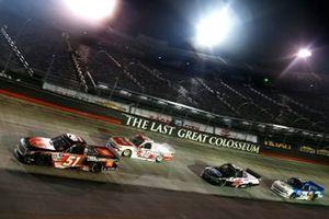 Chandler Smith, Kyle Busch Motorsports, Toyota Tundra JBL, Carson Hocevar, Niece Motorsports, Chevrolet Silverado Scott's, Tanner Gray, DGR-Crosley, Ford F-150 Ford Performance