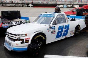 Brett Moffitt, GMS Racing, Chevrolet Silverado GMS Racing