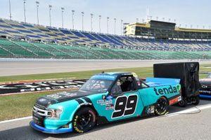 Ben Rhodes, ThorSport Racing, Ford F-150 Tenda Heal