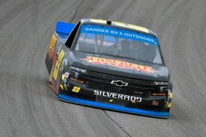 Brett Moffitt, GMS Racing, Chevrolet Silverado Concrete Supply