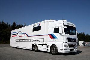 Camion BMW Team Schnitzer