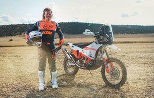 Daniel Sanders, KTM Factory Racing, KTM 450 Rally