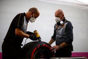 Pirelli-medewerkers