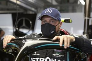 Valtteri Bottas, Mercedes-AMG F1, in the cock pit