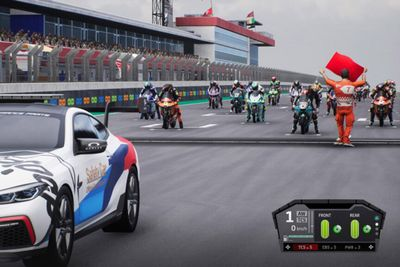 Présentation de MotoGP 21