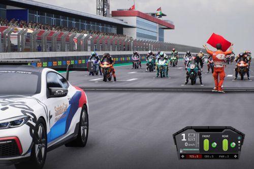 MotoGP21 presentation