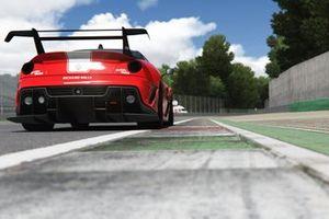 Ferrari eSport Series, Ferrari 599XX