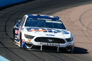 Anthony Alfredo, Front Row Motorsports, Ford Mustang MDS Trucking
