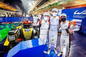 1. LMP2: #37 Jackie Chan DC Racing Oreca 07: Ho-Pin Tung, Gabriel Aubry, Will Stevens