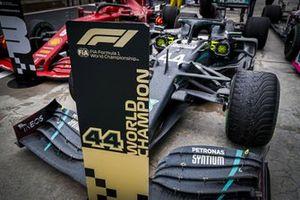 Машина Льюиса Хэмилтона, Mercedes F1 W11