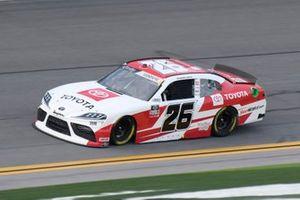 Brandon Gdovic, Sam Hunt Racing, Toyota Supra, Toyota Racing