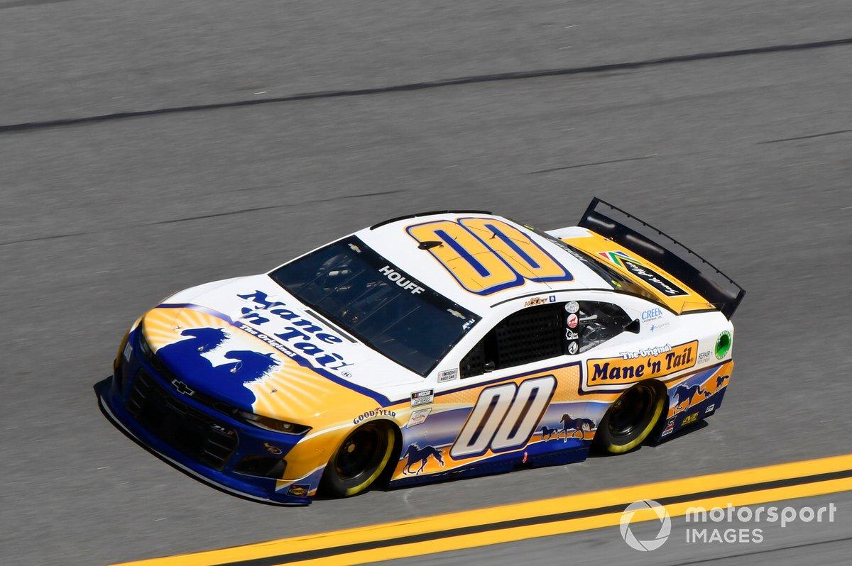 33. Quin Houff, StarCom Racing, Chevrolet Camaro