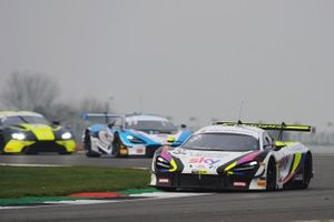 #3 Chris Buncombe, Jenson Button - Jenson Team Rocket RJN McLaren 720S GT3