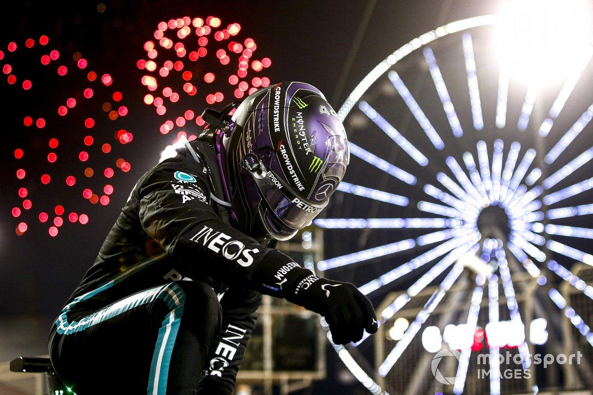 2021: Lewis Hamilton