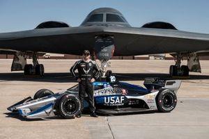 Conor Daly, Ed Carpenter Racing-Chevrolet, Northrop Grumman B-2 Spirit