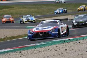 #85 CP Racing: Charles Putman, Charles Espenlaub, Joe Foster, Shane Lewis, Mercedes-AMG GT3