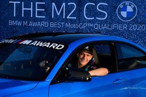 Fabio Quartararo, Petronas Yamaha SRT vince il premio BMW M Award