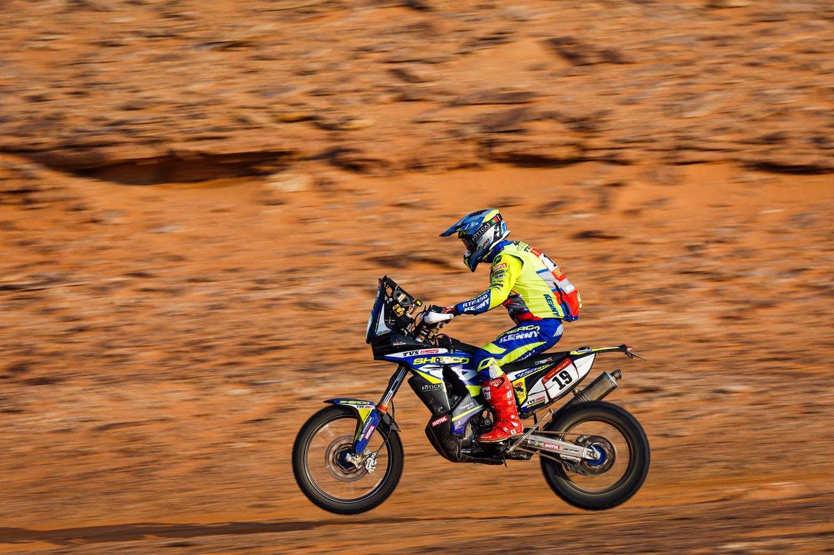 #19 Sherco Racing: Rui Jorge Goncalves Dias