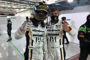 #67 Dinamic Motorsport, Porsche 911 GT3R: Roberto Pampanini, Stefano Monaco