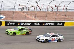 Chase Briscoe, Stewart-Haas Racing, Ford Mustang Ford Performance Racing School, Anthony Alfredo, Front Row Motorsports, Ford Mustang Speedy Cash