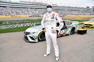 Kyle Busch, Joe Gibbs Racing, Toyota Camry Ethel M Chocolates