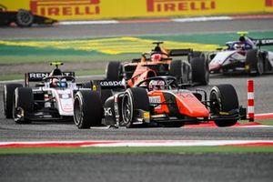 Giuliano Alesi, MP Motorsport e Christian Lundgaard, ART Grand Prix