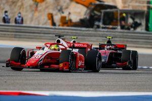 Mick Schumacher, Prema Racing and Callum Ilott, UNI-Virtuosi