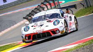 #9 Lechner Racing : Saul Hack, Andre Bezuidenhout, Dylan Pereira, Porsche 911 GT3 R