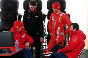 Arthur Leclerc, Mick Schumacher, Callum Ilott, Ferrari