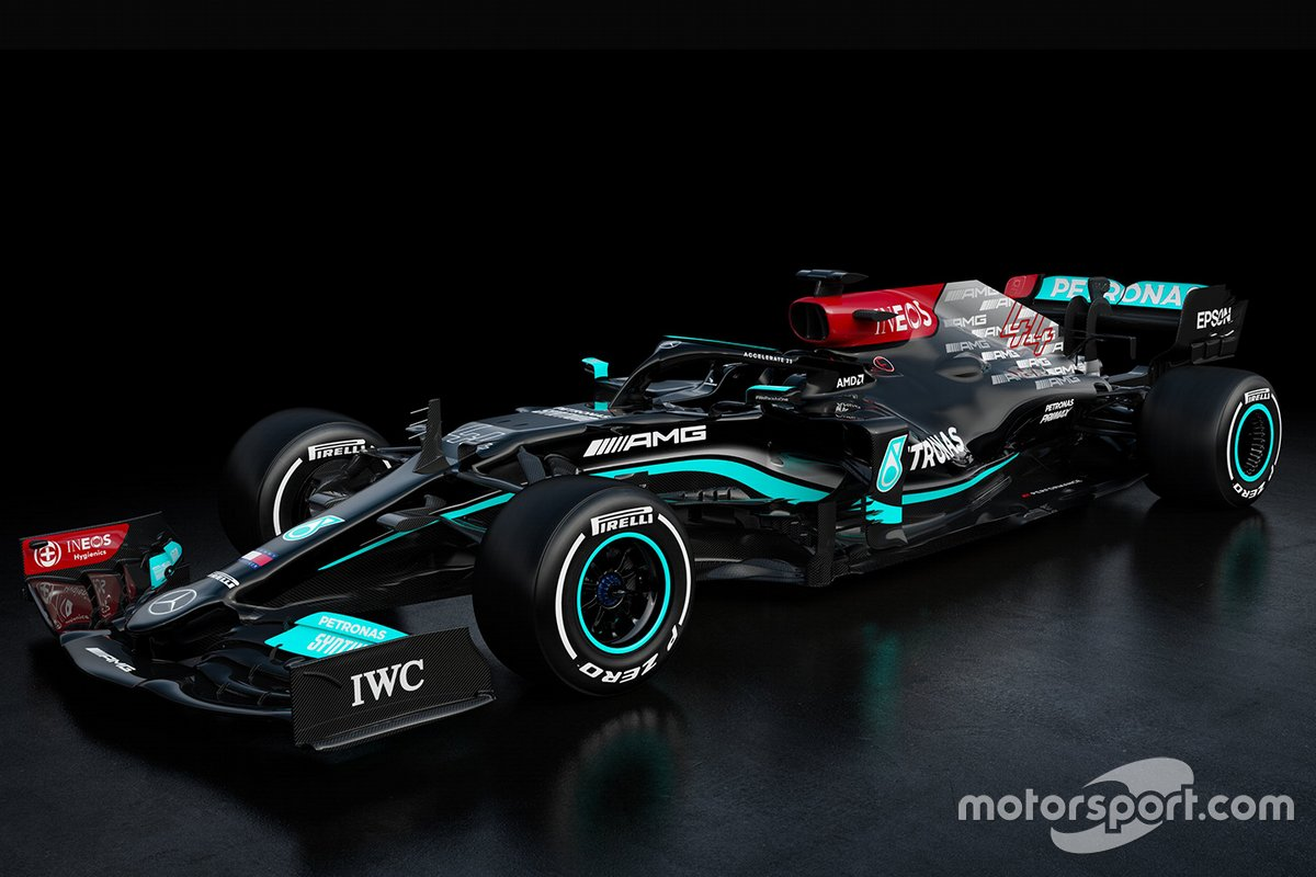 2021 : Mercedes AMG F1 W12 E Performance