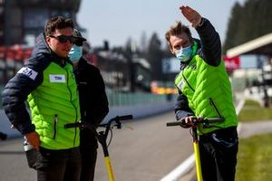 #44 ARC Bratislava Ligier JSP217 - Gibson: Miroslav Konopka, Darren Burke, Thomas Jackson