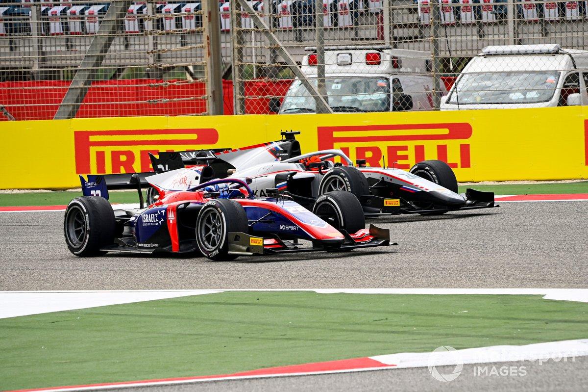Roy Nissany, Trident e Nikita Mazepin, Hitech Grand Prix