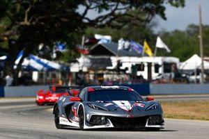 #4 Corvette Racing Corvette C8.R, GTLM: Nick Tandy, Tommy Milner, Alexander Sims