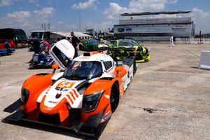 #54 Core Autosport Ligier JS P320, LMP3 : George Kurtz, Colin Braun, Jonathan Bennett