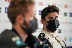 Norman Nato, Venturi Racing, in the press conference